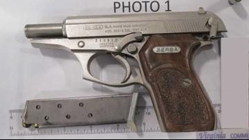 Loaded gun found at TSA checkpoint at Newport News airport