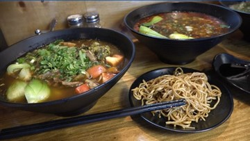 FRIDAY FLAVOR: Chinese hand-pulled noodles served fresh in Virginia Beach