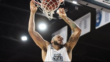 ODU rolls to 3rd straight win