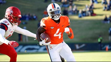 UVA to play South Carolina in the Belk Bowl
