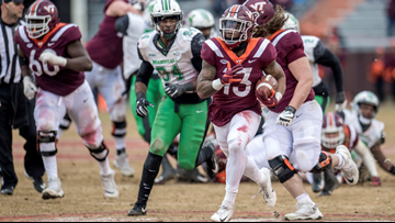 Va Tech faces Cincy in rematch at Military Bowl