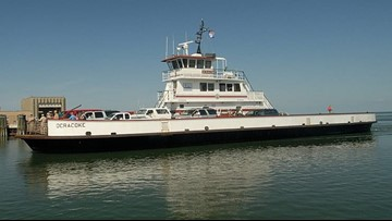 Outer Banks ferry trips to be faster after upgrades