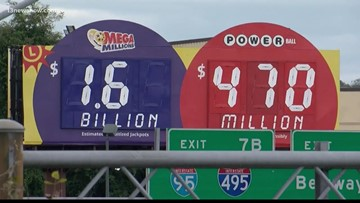 Virginia Lottery posts record sales