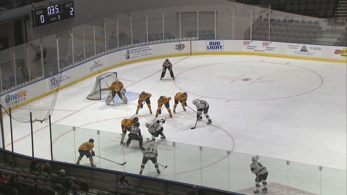 Admirals no match for Manchester