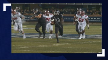 Former ODU running back, Lawry to play in the CFL.