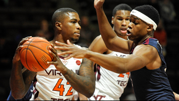 #15 Va. Tech rolls past the Bulldogs