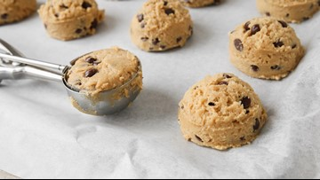 CDC warns against eating raw cookie dough