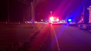 Crash in Suffolk on Whaleyville Boulevard kills one