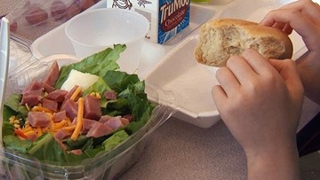The school lunch program in Elizabeth City is preparing for a financial hit