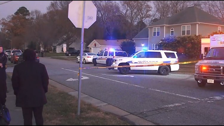 Virginia Beach police investigate homicide on Elson Green Ave.