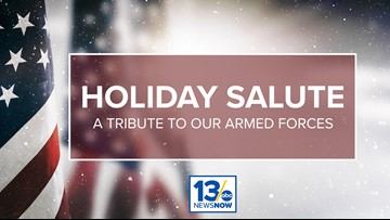 33rd annual Holiday Salute to air on 13News Now