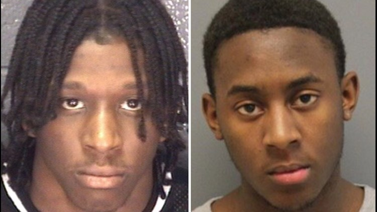 Hampton police looking for two men in connection with fatal shooting
