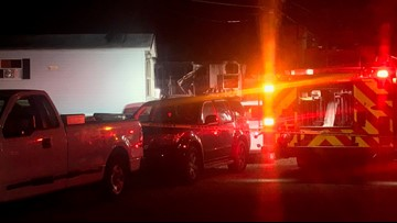 3 children pulled from burning mobile home in Virginia Beach