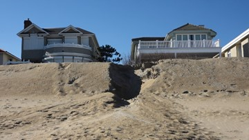 Croatan Beach replenishment pushed back