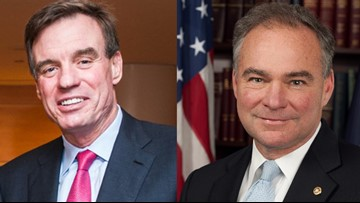 Senator Warner, Kaine votes for criminal justice reform act