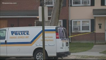 Child hurt in Portsmouth shooting