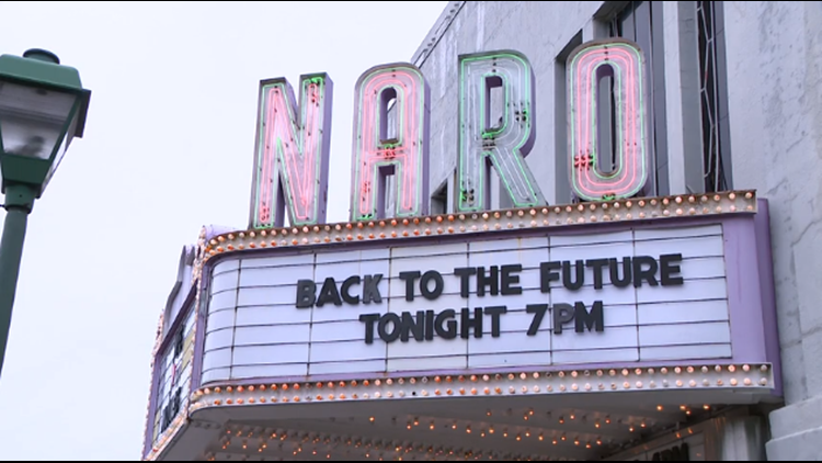 'We're excited' | Naro Cinema and Push Comedy Theater reopen in Norfolk after 14-month pandemic hiatus
