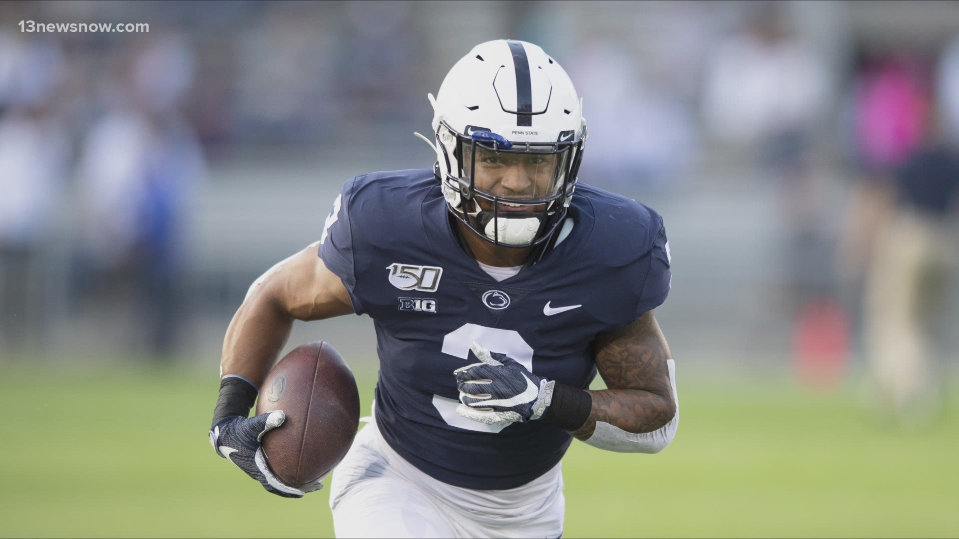 Odu Football Lands Big Time Transfer From Penn State 13newsnow Com