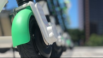 Lime scooters hit the streets of Norfolk