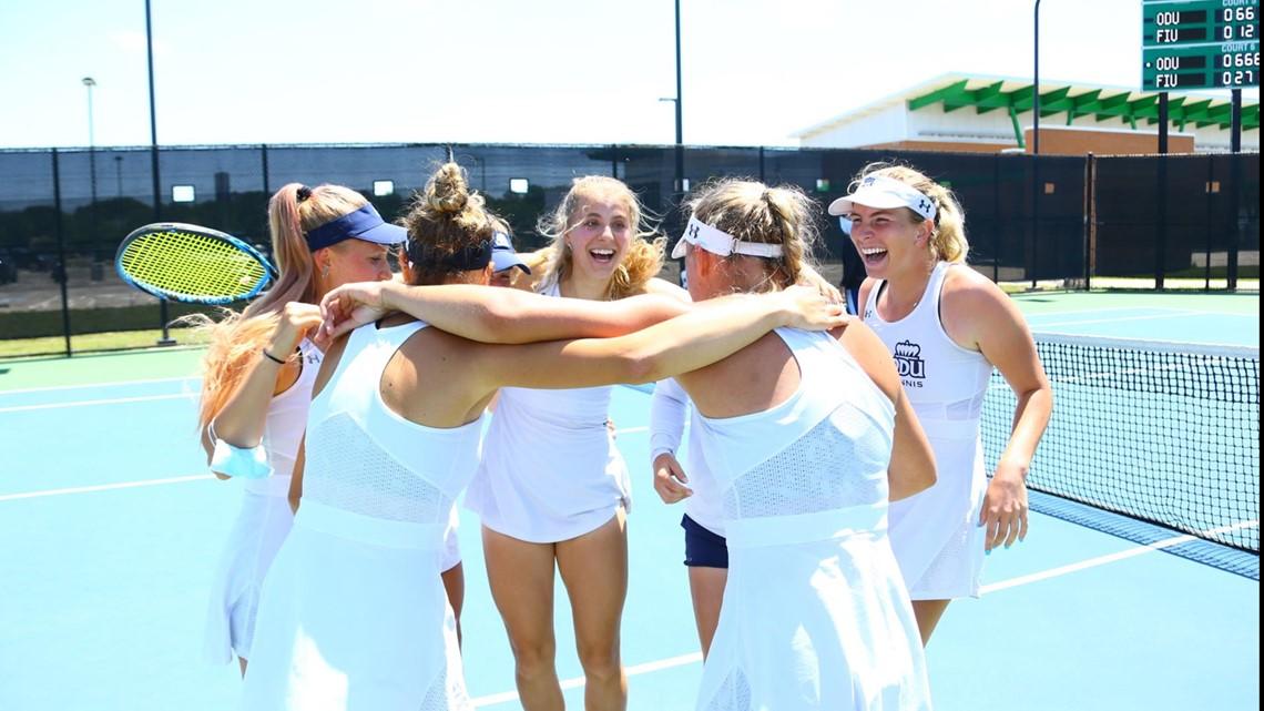 A historic run for ODU Women's Tennis