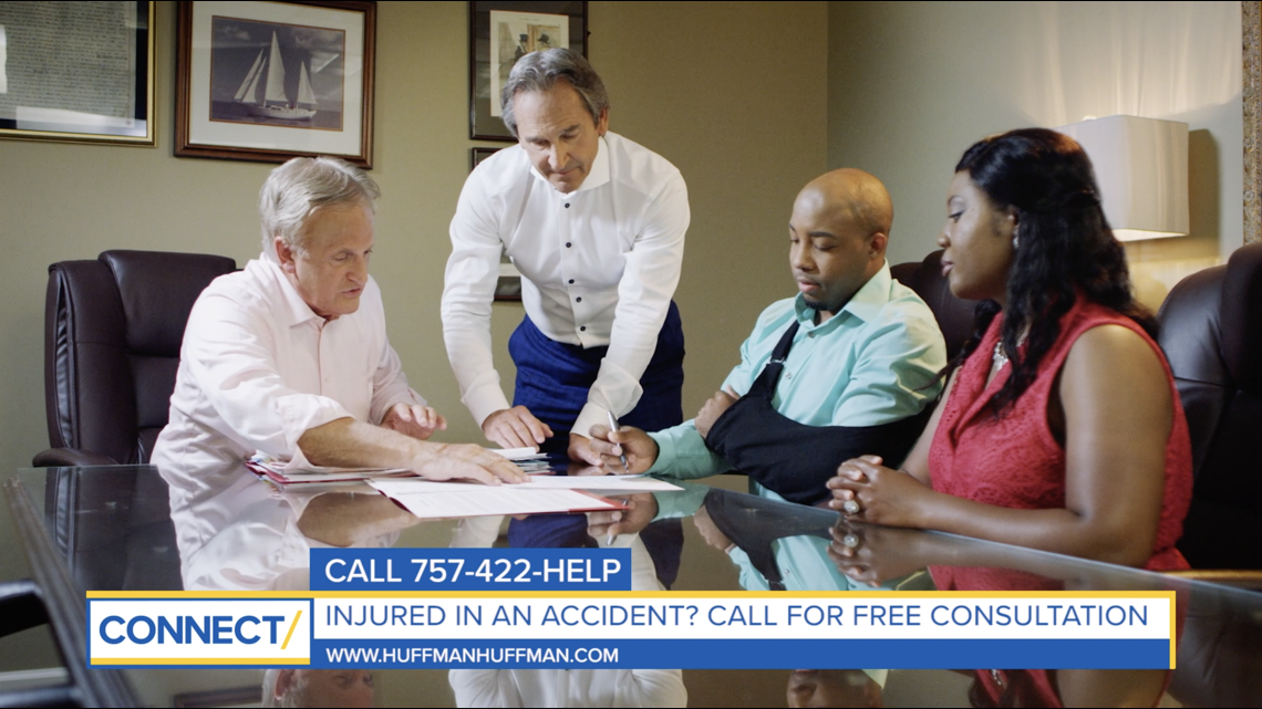 CONNECT with Huffman and Huffman: Free consultations