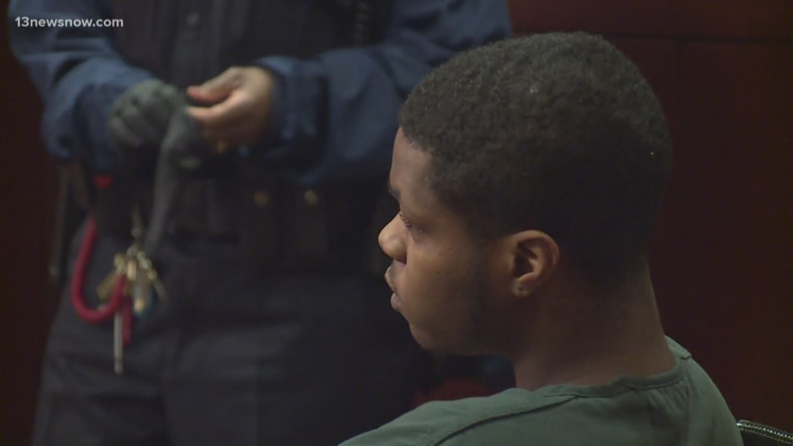 Teen involved in MacArthur Center shooting denied bond