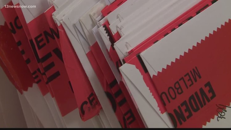 First phase of testing on backlog of Virginia's rape kits completed