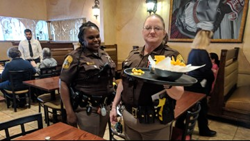 Newport News police host Tip-a-Cop to raise money for Special Olympics Virginia