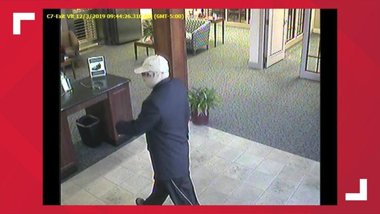Yorktown Bank Robber