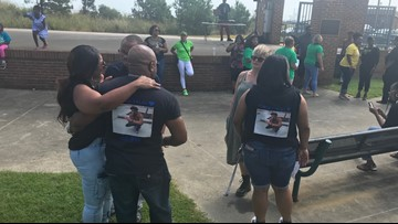 Friends, family gather to remember NSU student gunned down at Newport News gas station
