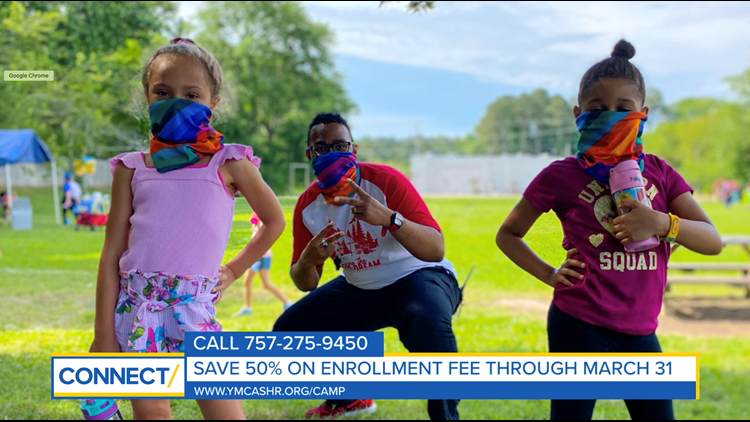 CONNECT with YMCA of South Hampton Roads: Summer camp