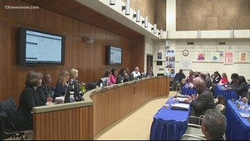 Norfolk Public Schools Superintendent sends letter to parents addressing next steps for Sherwood Forest Elementary
