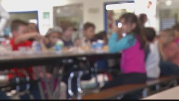 School lunch programs starting to feel effects of shutdown