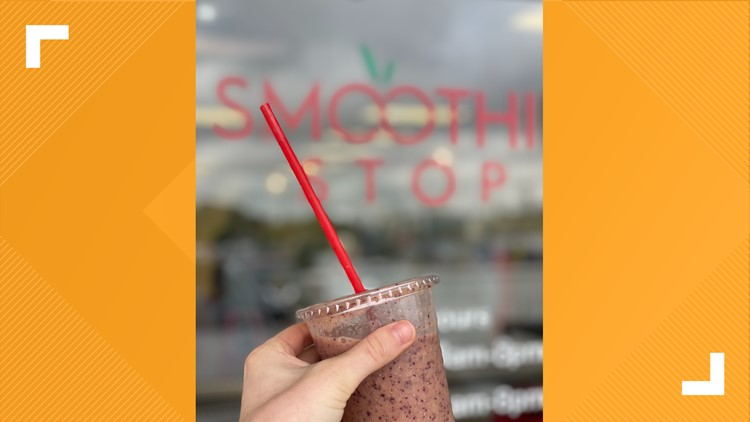 FRIDAY FLAVOR: Smoothie Stop aims to better your health