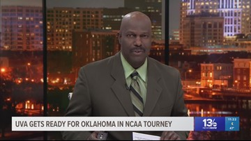 Cavaliers have their sights set on Oklahoma for NCAA 2nd round