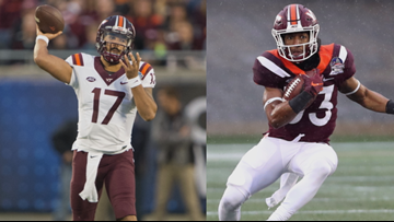 Hokies QB, Jackson & RB, McClease latest to transfer from school