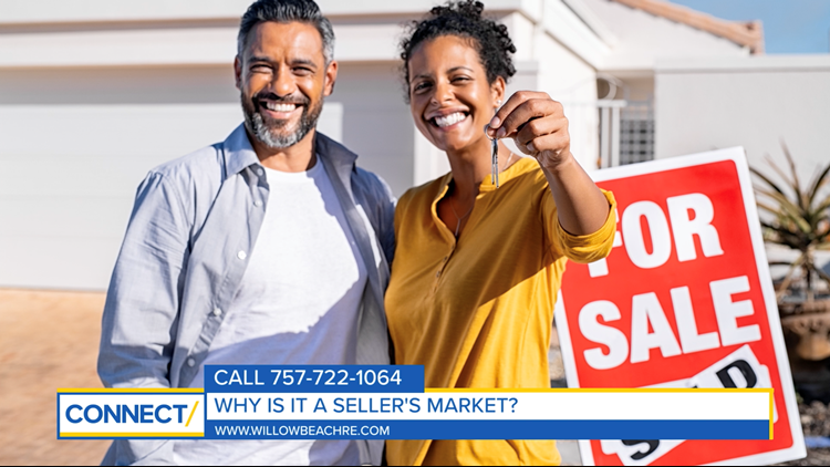 CONNECT with Willow Beach Real Estate: Selling a home