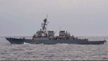 USS Ramage to deploy from Naval Station Norfolk next week