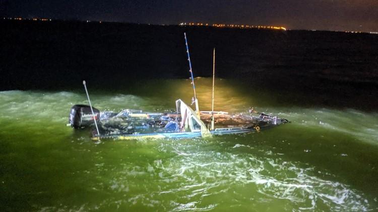 Submerged Vessle
