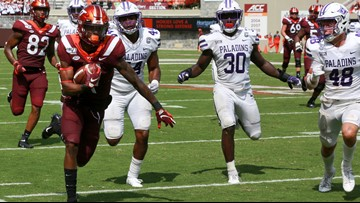 Turner's scores help Virginia Tech pull past Furman