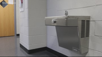 New test results show more 'unacceptable' lead levels in Hampton Roads schools drinking water