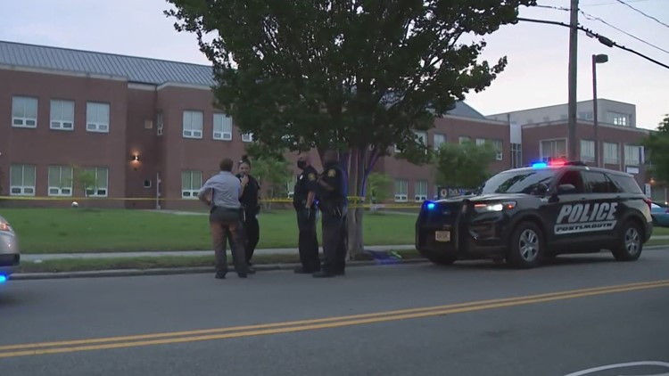 Search for answers after Portsmouth playground shooting leaves one teen dead, another injured