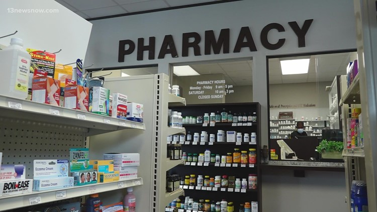 Pharmacies dealing with staffing shortages