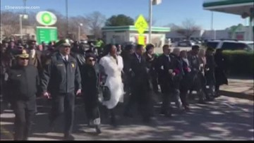 Honoring Dr. Martin Luther King, Jr. in Norfolk