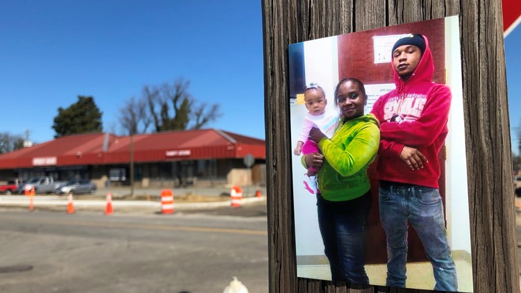 'Please come forward' | Newport News mother pleads for public's help in finding son's killer