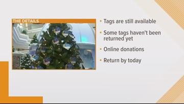 Salvation Army Angel Tree program still needs help