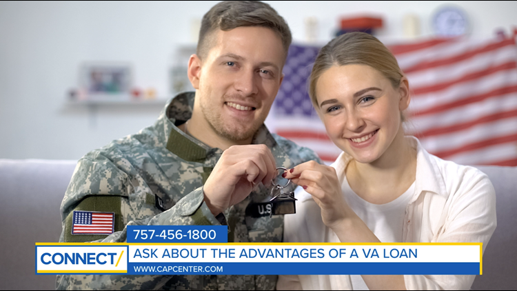 CONNECT with CapCenter: Military VA Loans