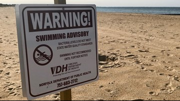 Swimming advisories lifted for three Ocean View beaches