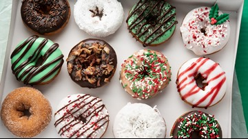 Duck Donuts spread holiday cheer with new seasonal flavors