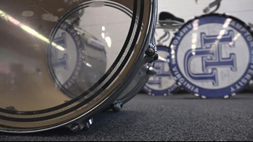 Hampton University marching band invited to perform in Rome, launches fundraising campaign